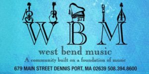 West Bend Music Banner